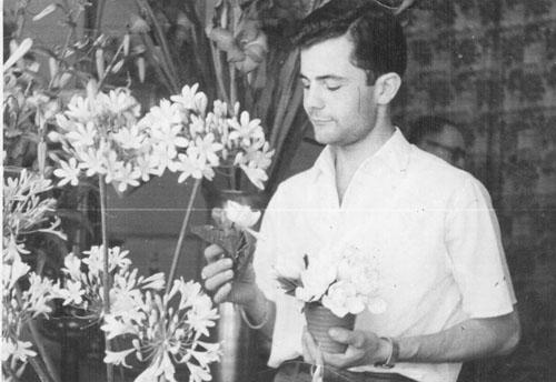 La nostra storia for Donare un giardiniere